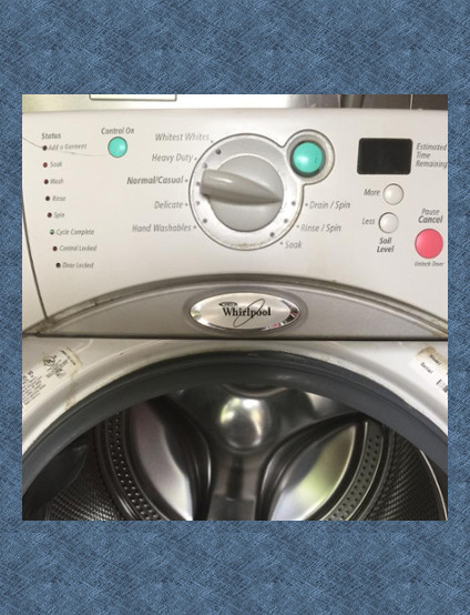 Whirlpool Duet Washer F21 Error Code
