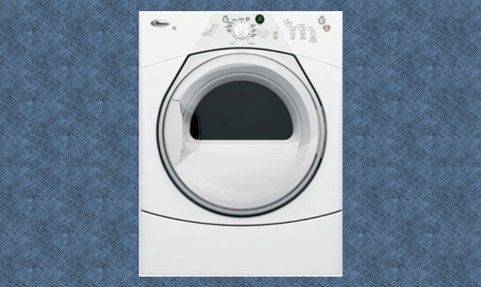 Whirlpool Duet Dryer WED8300SW0