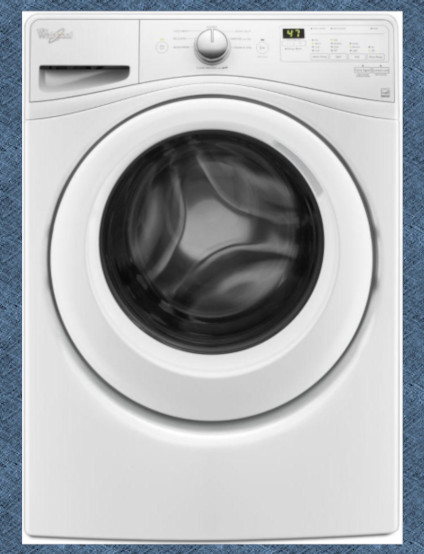 Whirlpool Washer SUD Error Code