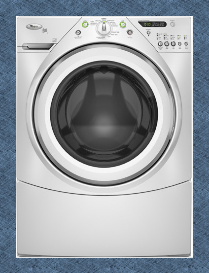 Whirlpool Duet Washer F23 Error Code