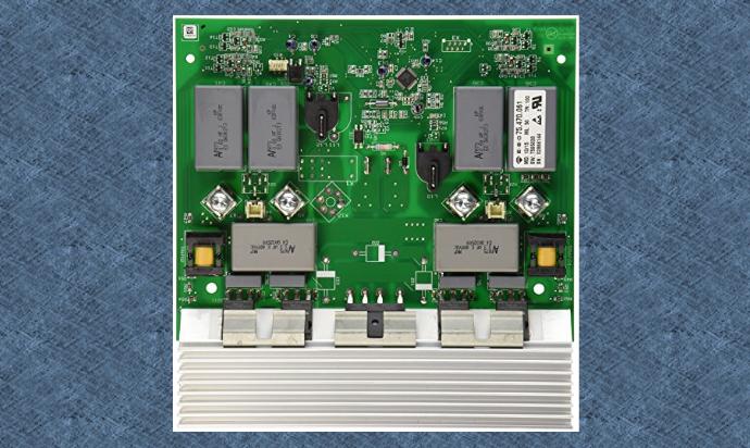 Frigidaire Gallery Range Induction Power Supply Board 318347100